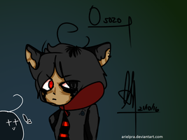 Osozo (? - oc (i think lel) by AriElPra