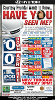 Car Newspaper Ad by xstortionist
