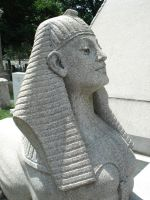 Sphinx profile. by theceruleancreep