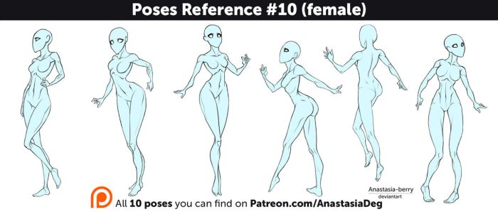Drawing Tutorials anime cartoon body style favourites by ...