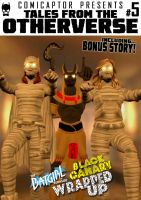Tales From The Otherverse #5 (variant cover 2) by comicaptor2017