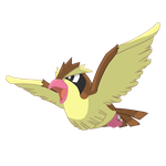 Pidgey by DBurch01