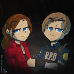 Re2make by lazytigerart