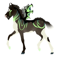 N3402 Padro Foal Design for UnknownRidersStable by KaitlyNicole