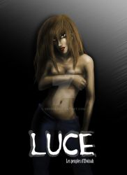 Shooting Luce (OC) by Diddha