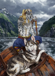 Wild Fjords by Heyriel