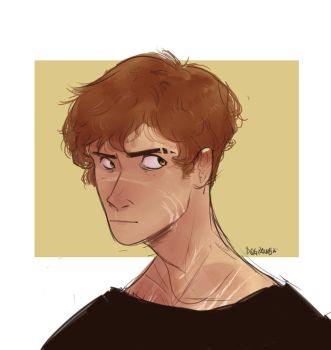 Remus Lupin by DogPaw8