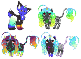 Breeding Batch #6 (CLOSED) by The-Skittle-Overlord