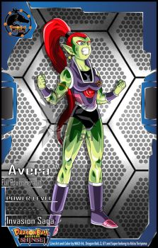 Full Power Hera-jin Avera (Invasion Saga) by MAD-54