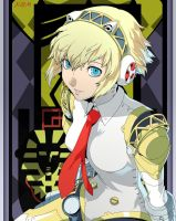 Aigis - The Chariot Arcana by Xpand-Your-Mind