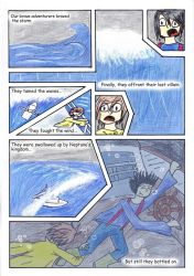 Perfect Storm by lucycupcake