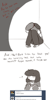 Wow anons abusing Chara cause why not? by Channydraws