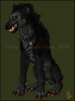 Teppop - Dredge Wolf by chenneoue