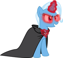 The Great and 'Really' Powerful Trixie by VaderPL