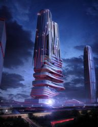 2014_eVolo_2 by FlyingArchitecture