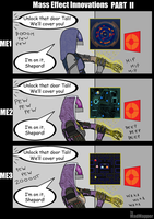 Mass Effect Innovations 2 by MadMapper