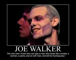 Joe Walker by hahahahahahahahhahah