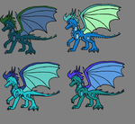 Even MORE Dragon Adopts! (OPEN 4/4) by DragonStalker0713