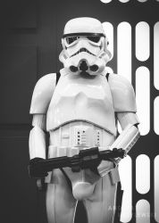 Faces of the Empire: Stormtrooper by TDSOD