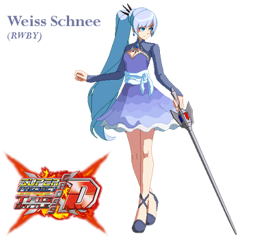 Super Project Cross Tag - Weiss Schnee by Crisostomo-Ibarra