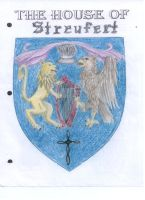 History- Coat of Arms by Lunareye