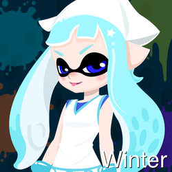 OC Winter by Elite-Octoling