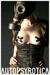 Military Fashion Show by Autopsyrotica-Art