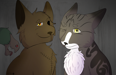 O and HD by ivy-and-ferns