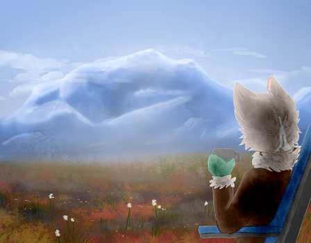 serenity by qlitchh