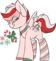 Candy Cane Auction: [SB: $3 USD] by ivybruh