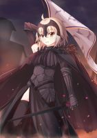 Jeanne Alter by armenci
