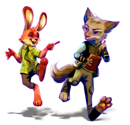 Zootopia zooswitch by Pand-ASS