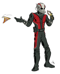 Ant-Man by Edgar Wright by CuberToy