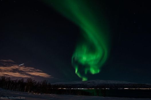 Northern Lights by amrodel