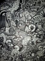 Zentangle by moonlightbunny5
