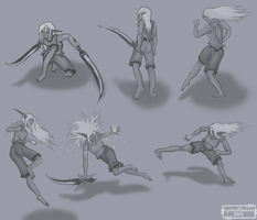 Christone Sketches01 by CyclesofShadows