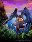 a Moment of Love - Xilon by angelmarthy