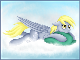 Derpy Hooves by gladPotatOS