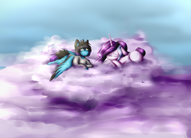 On The Cloud by DespotShy