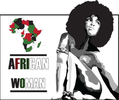 African Woman by AaronF74