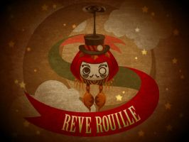 Reve Rouille wallpaper by pepper-tea