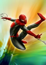 The superior spiderman by toonfed