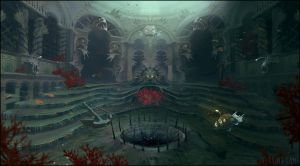 Deep Sea Prison by Lyraina