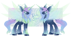 FairyPon Auction- Drake Skies Open~ closed by Piichu-Pi