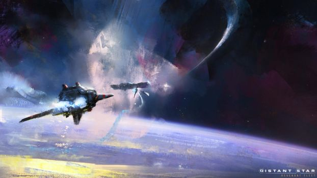 Distant Star: Revenant Fleet Announcement by abigbat