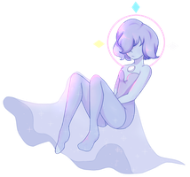 blue pearl by snirbee