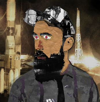 Scroobius PIP by xchevy