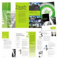 Brochure TOUCH by Puntanut