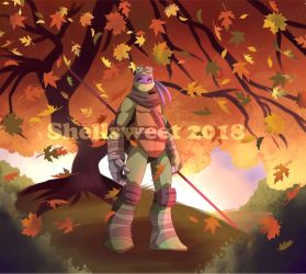 Autumn Is Coming by Shellsweet