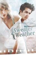 Sweater Weather | Book Cover by valeryscolors